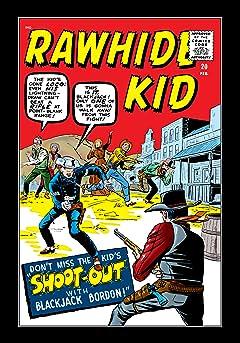 Rawhide Kid (1960-1979) #20