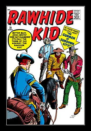 Rawhide Kid (1960-1979) #21