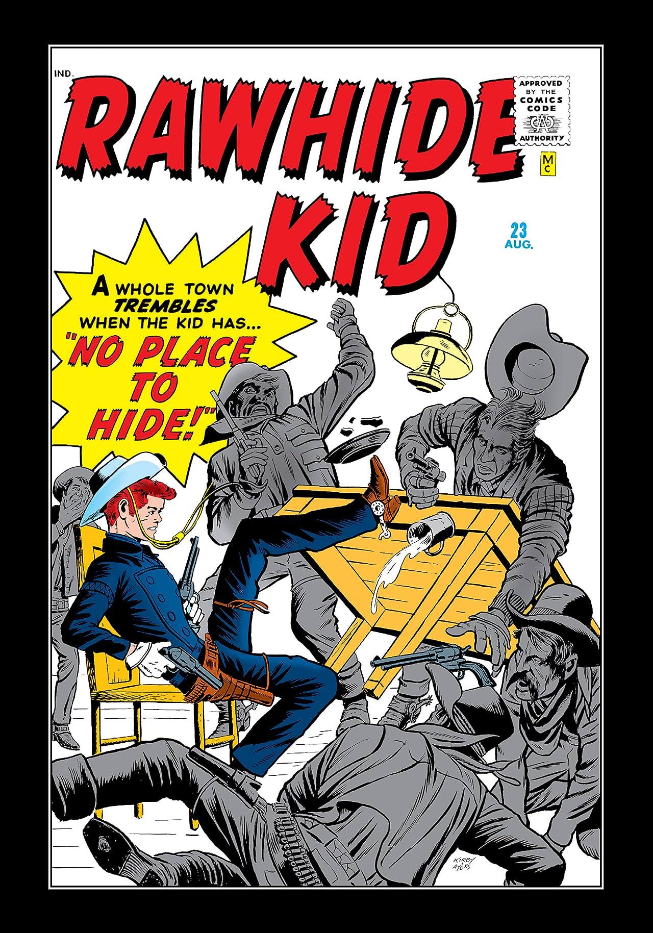 Rawhide Kid (1960-1979) #23