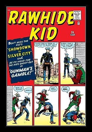 Rawhide Kid (1960-1979) #24