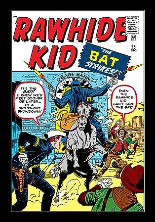 Rawhide Kid (1960-1979) #25