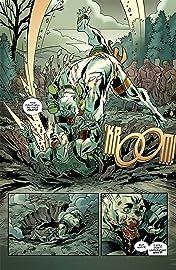The Astounding Wolf-Man #25