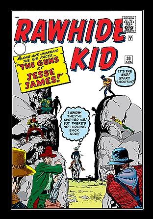 Rawhide Kid (1960-1979) #33