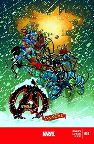 Avengers Annual 2013