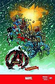 Avengers Annual 2013