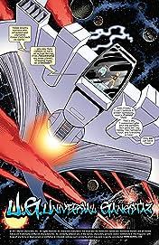 Skrulls vs. Power Pack (2008) #2 (of 4)