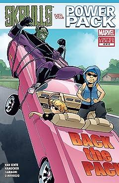 Skrulls vs. Power Pack (2008) #4 (of 4)