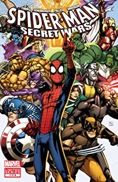 Spider-Man & The Secret Wars (2009-2010) #1 (of 4)
