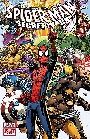 Spider-Man & The Secret Wars (2009-2010) No.1 (sur 4)