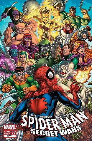 Spider-Man & The Secret Wars (2009-2010) No.2 (sur 4)