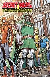 Spider-Man & The Secret Wars (2009-2010) #2 (of 4)