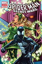Spider-Man & The Secret Wars (2009-2010) #3 (of 4)