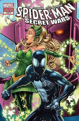 Spider-Man & The Secret Wars (2009-2010) No.3 (sur 4)
