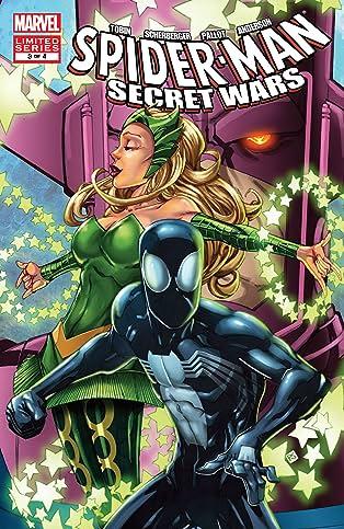 Spider-Man & The Secret Wars (2009-2010) #3 (of 4)