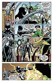 Spider-Man & The Secret Wars (2009-2010) #4 (of 4)