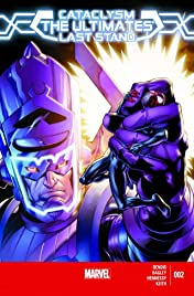 Cataclysm: The Ultimates' Last Stand #2 (of 5)