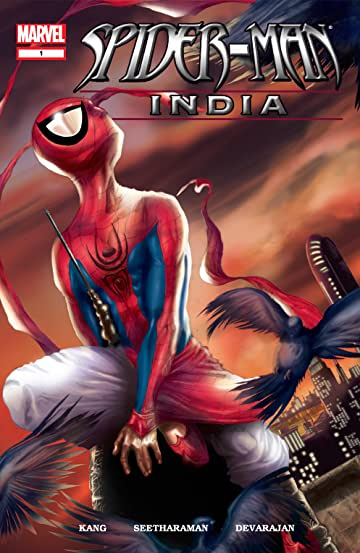 Spider-Man: India (2004) #1 (of 4)