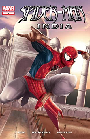 Spider-Man: India (2004) #2 (of 4)