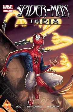 Spider-Man: India (2004) #3 (of 4)