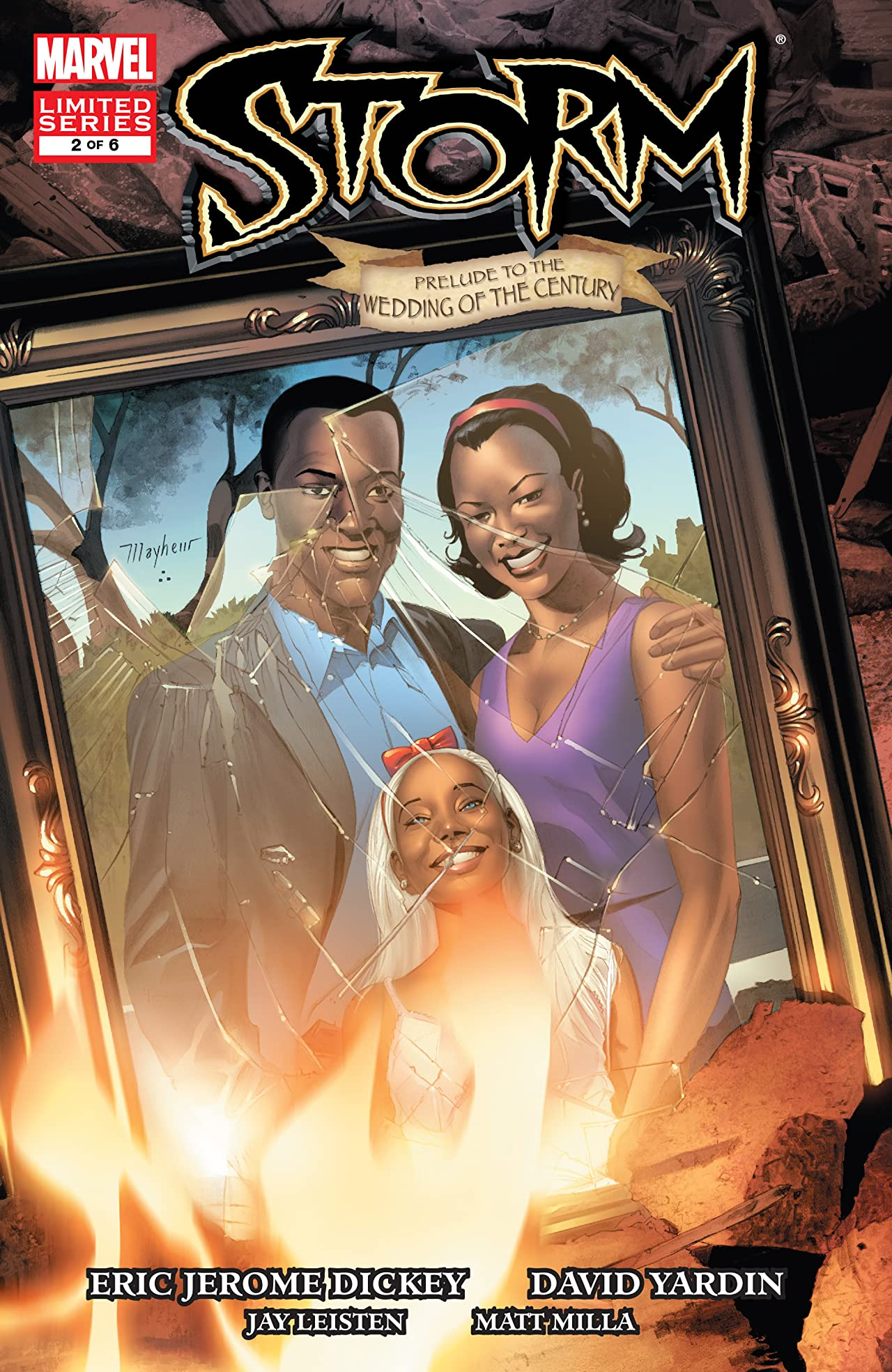 Storm (2006) #2 (of 6)