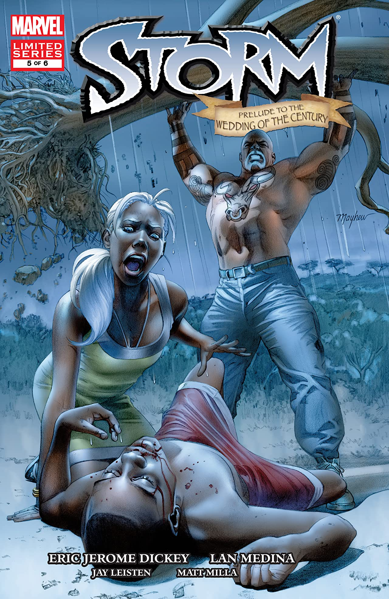 Storm (2006) #5 (of 6)