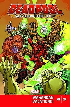 Deadpool (2012-2015) #20