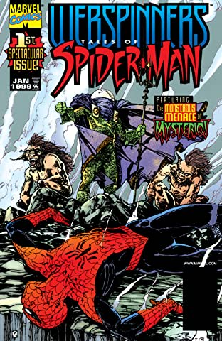 Webspinners: Tales of Spider-Man (1999-2000) No.1
