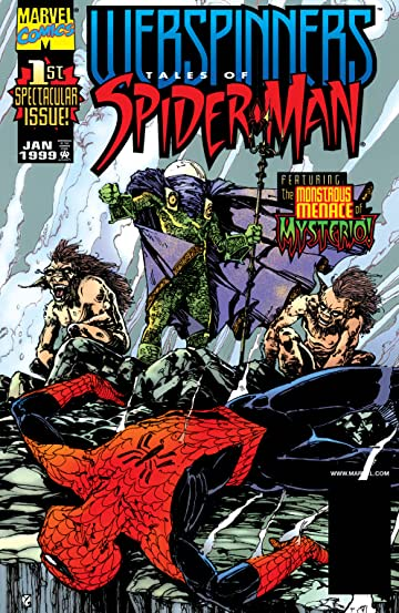 Webspinners: Tales of Spider-Man (1999-2000) #1