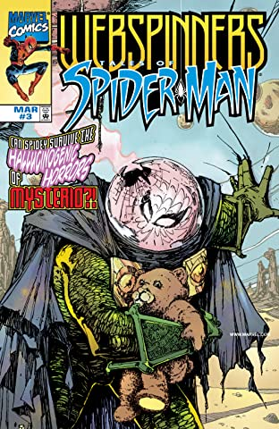 Webspinners: Tales of Spider-Man (1999-2000) No.3