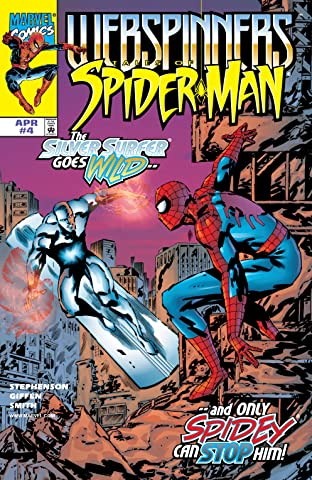 Webspinners: Tales of Spider-Man (1999-2000) No.4