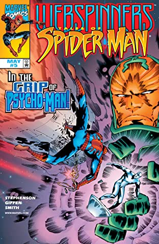 Webspinners: Tales of Spider-Man (1999-2000) No.5