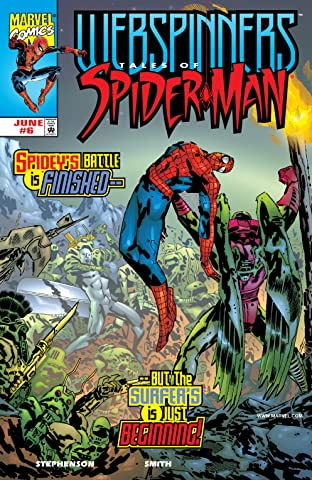Webspinners: Tales of Spider-Man (1999-2000) No.6