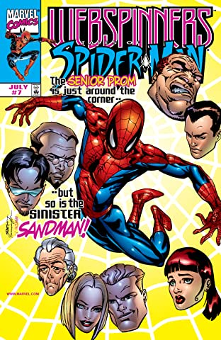 Webspinners: Tales of Spider-Man (1999-2000) No.7