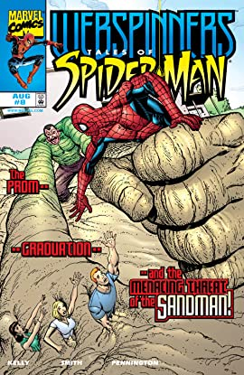 Webspinners: Tales of Spider-Man (1999-2000) #8