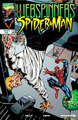 Webspinners: Tales of Spider-Man (1999-2000) #9