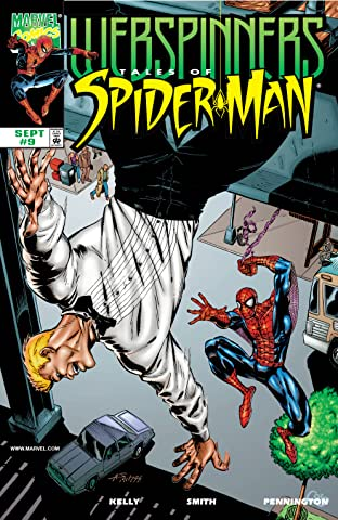 Webspinners: Tales of Spider-Man (1999-2000) No.9