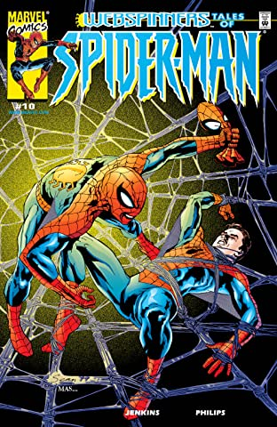 Webspinners: Tales of Spider-Man (1999-2000) No.10