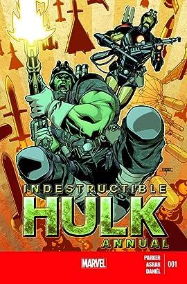 Indestructible Hulk Annual #1