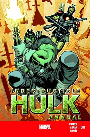 Indestructible Hulk Annual #1