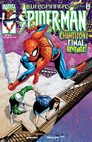 Webspinners: Tales of Spider-Man (1999-2000) No.11