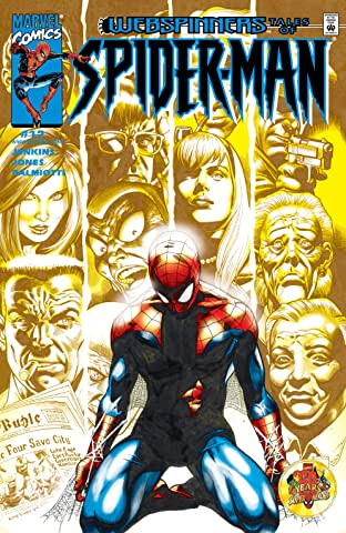Webspinners: Tales of Spider-Man (1999-2000) No.12