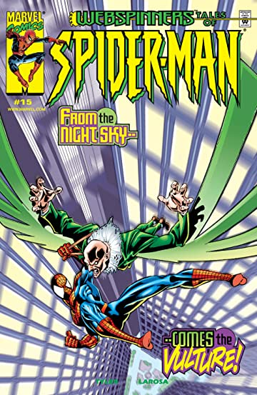 Webspinners: Tales of Spider-Man (1999-2000) #15