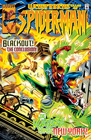 Webspinners: Tales of Spider-Man (1999-2000) No.16