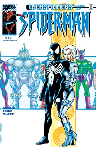 Webspinners: Tales of Spider-Man (1999-2000) No.17