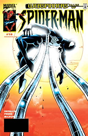 Webspinners: Tales of Spider-Man (1999-2000) No.18