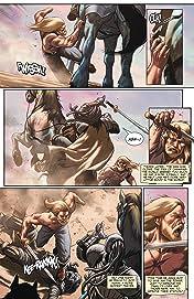 Valiant: X-O Manowar FCBD Special