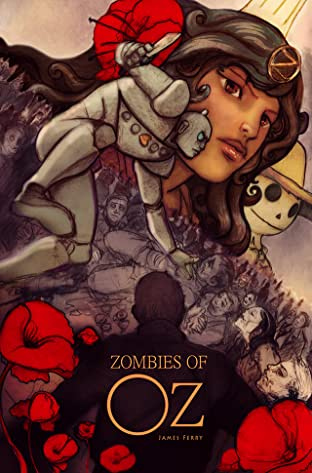 Zombies of Oz #1