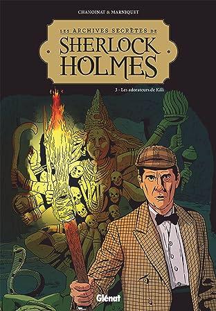 Les Archives Secrètes de Sherlock Holmes Vol. 3: Les adorateurs de Kâli