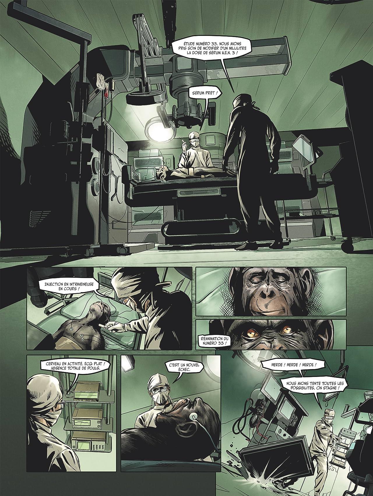 La nuit des morts-vivants Vol. 3: Petits secrets de famille