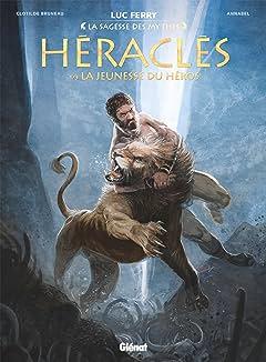 Héraclès Vol. 1: La jeunesse du héros